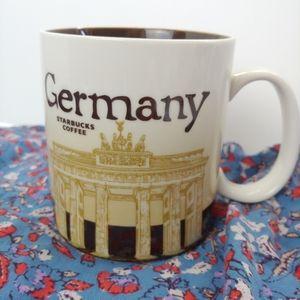 Starbucks Coffee Mug from Germany 2012